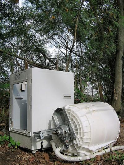 Washing Machine Battlefield