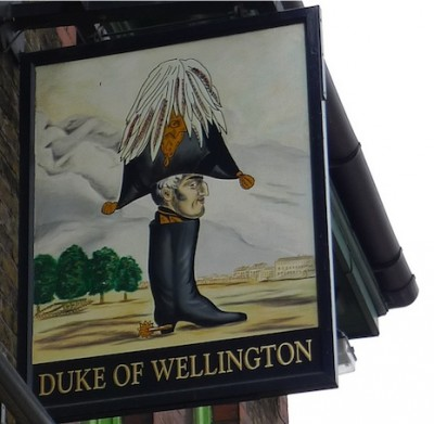 Bureaucracy and The Duke of Wellington